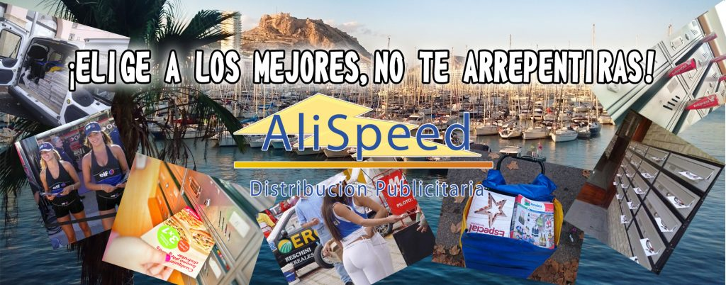 Buzoneo en Alicante